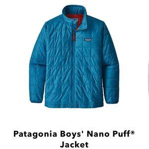 Kids' XL Nano Puff Jacket